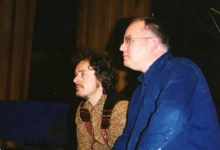 composers Quentin Grant and Raymond Chapman Smith