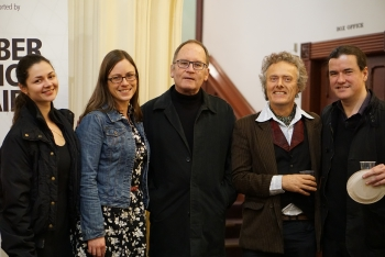 Marianna Grynchuk, Anne Cawrse, Raymond Chapman Smith, Quentin Grant and Simon Cobcroft