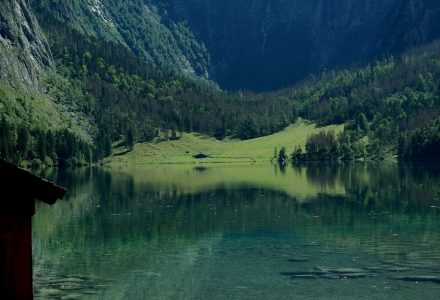Upper Lake, Konigsee